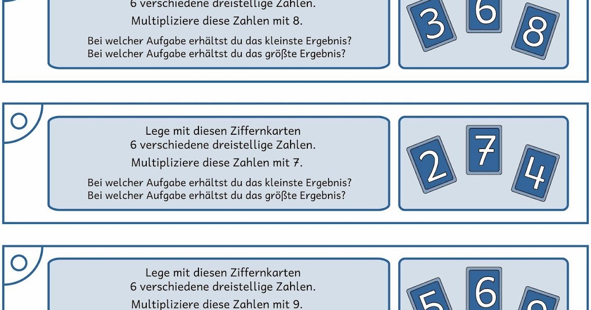 Schön Zwei Und Dreistellige Multiplikation Arbeitsblatt Galerie ...