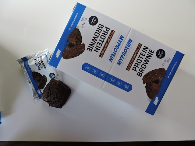 myprotein brownie