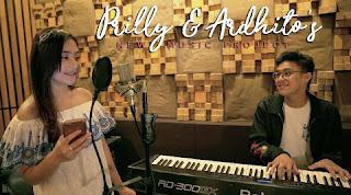 Lirik : Prilly Latuconsina & Ardhito Pramono - Malam Minggu di Jakarta