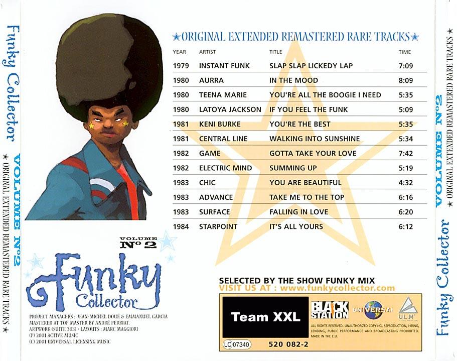 Various - Funky Collector - Volume 14