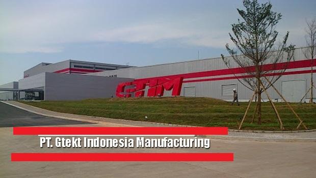 AdaJobs Terbaru 2018 PT G-TEKT Indonesia Manufacturing Indotaisei
