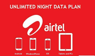 Airtel 1.5GB Free Unlimited Browsing and Downloading