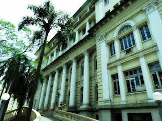Fundos da Secretaria Fazenda, Porto Alegre