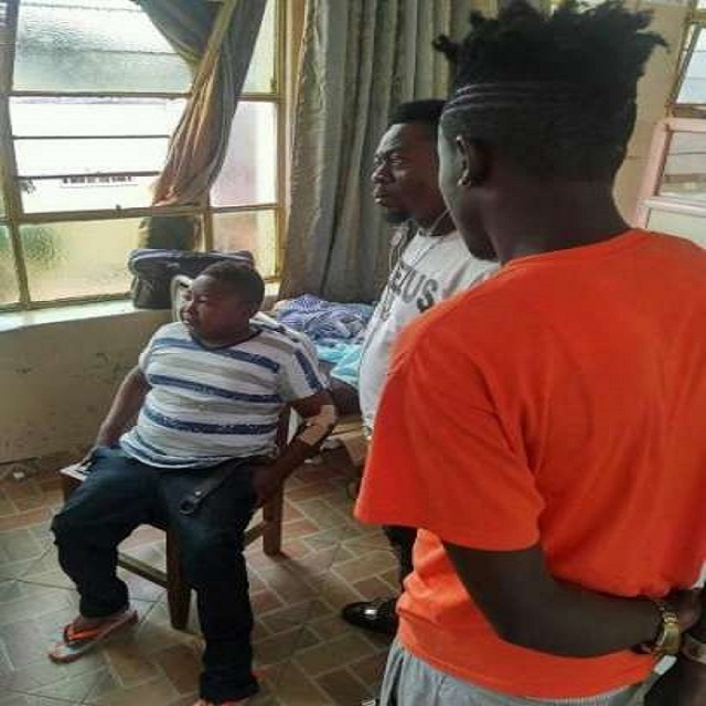 Kumawood actor Wayoosi not dead, but in critical condition