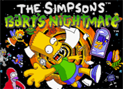The Simpsons - Barts Nightmare