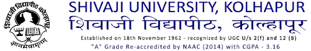 Shivaji University Result 2016 BA, BSc, BCom, BEd, BE @ www.unishivaji.ac.in