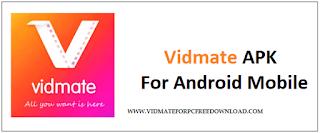 Vidmate Apk Latest Version