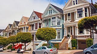 Steiner Street, San Francisco, Estados Unidos