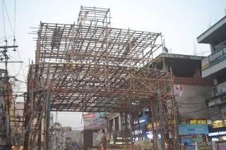 Rajasthan Darbar this Durga Puja at Pankaj Market Muzaffarpur