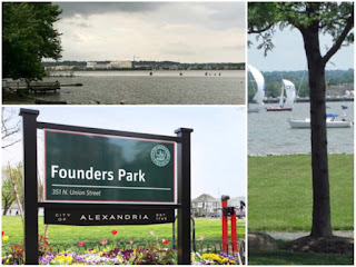 Founders Park Alexandria, Virginia