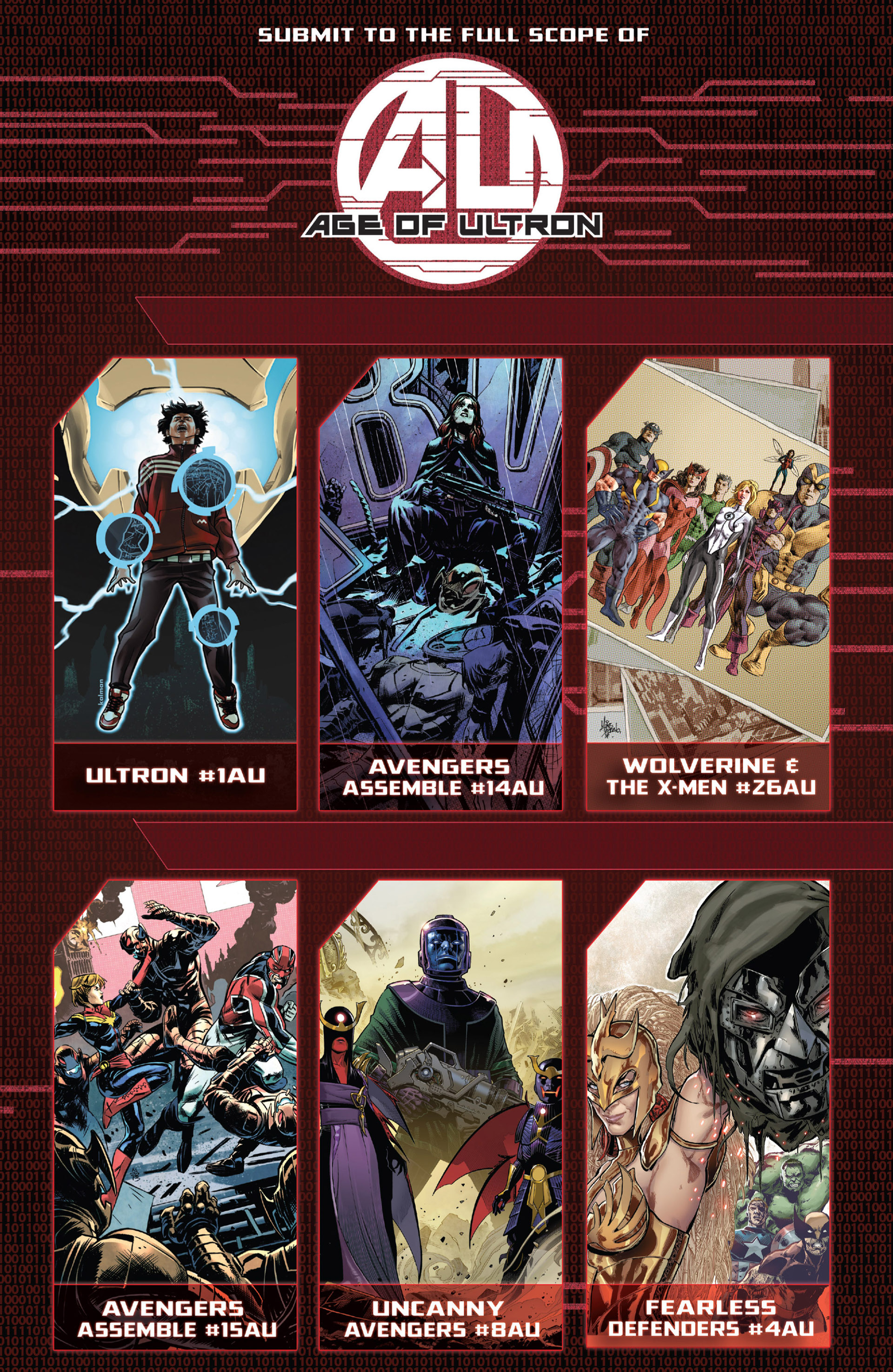 Read online Age of Ultron comic -  Issue #6 - 22