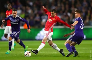 Europa Recap :Manchester United Draw