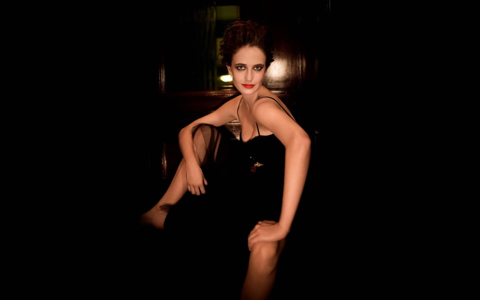 Beautiful Eva Green Wallpaper Collection - Feel Free Love Images Blog