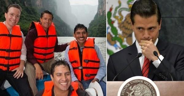 """""""No recuerdo nunca haber dicho que Julión Álvarez era gran ejemplo para la juventud"""": Peña Nieto"""