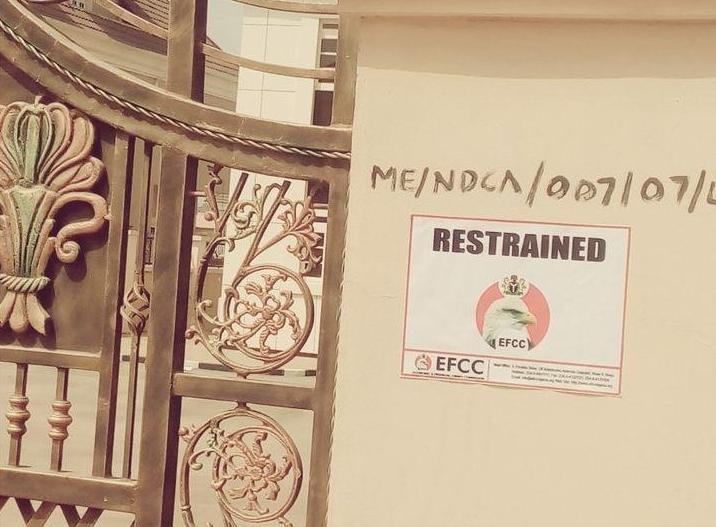 ihejirika estate abuja seized efcc