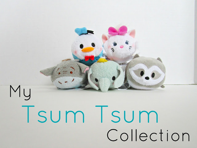 My Tsum Tsum Collection from Courtney's Little Things