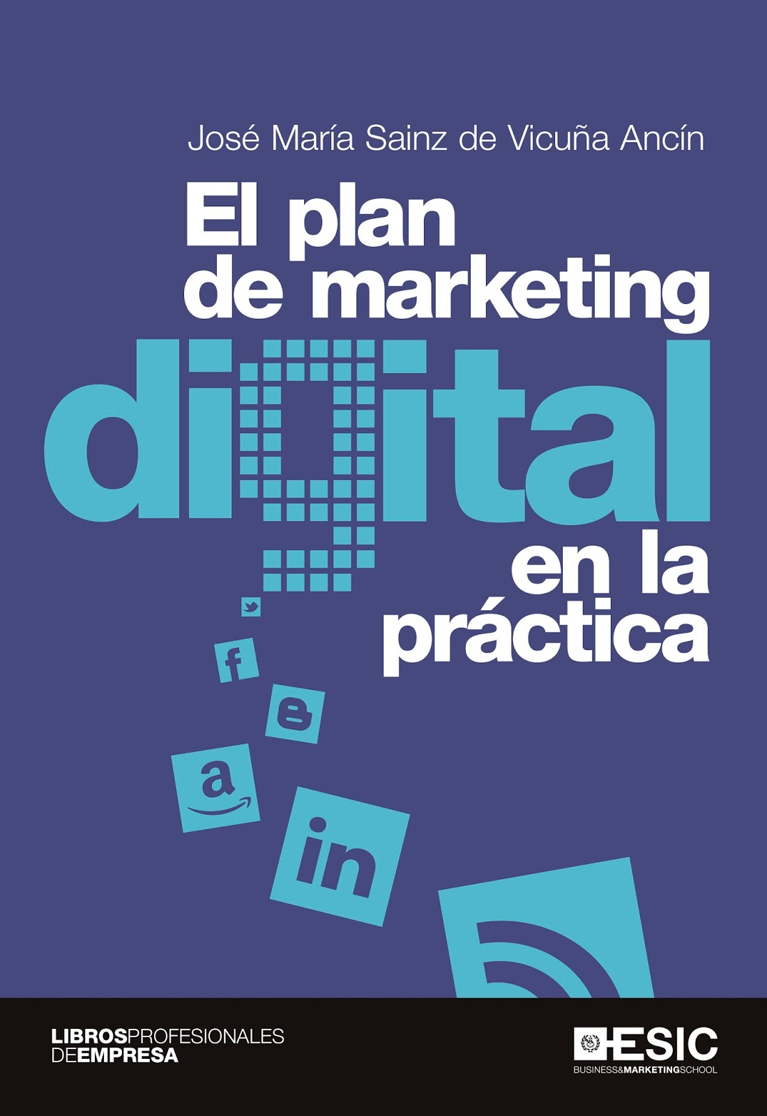 Libros Digital Nuevo Viernes Nuevo Libro El Plan De Marketing Digital
