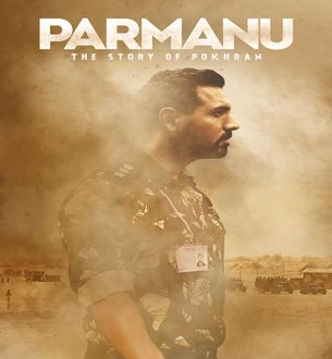 Parmanu The Story Of Pokhran Movie New Poster