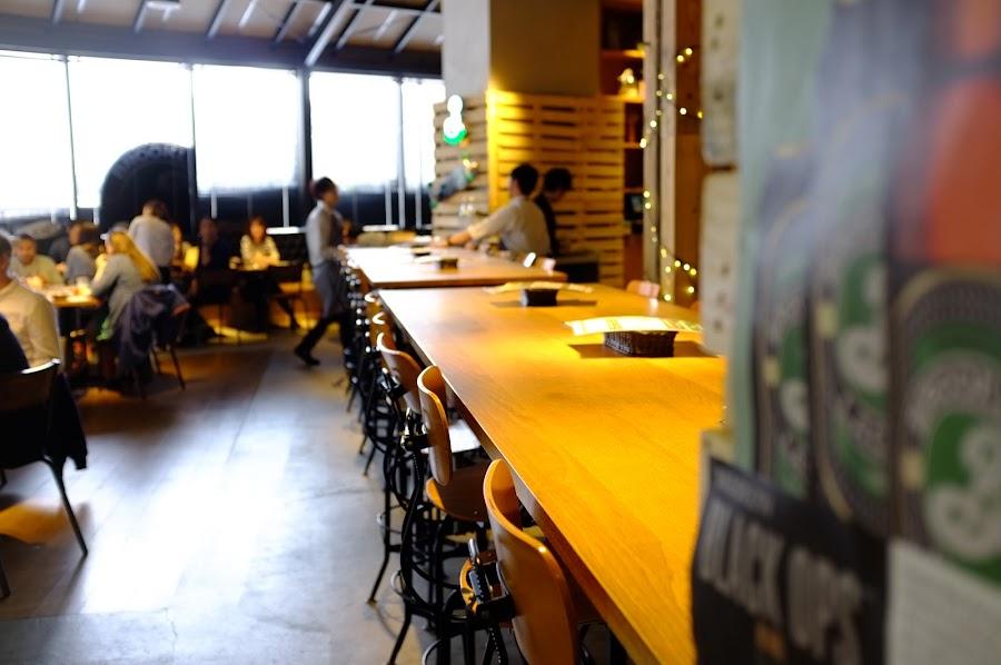 Spring Valley Brewery, Daikanyama Log Road, Tokyo