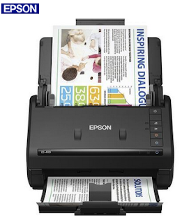 Epson WorkForce ES-400 Scanner Driver Download - Windows, Mac and Review