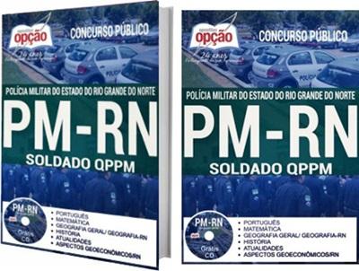 Apostila Concurso PM-RN 2018 Soldado