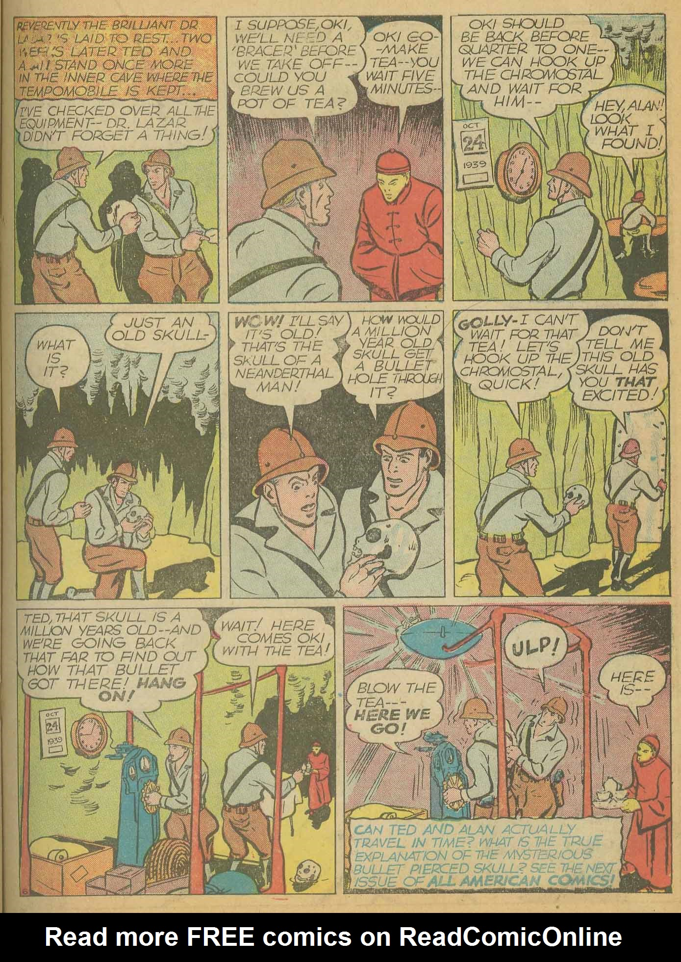 Read online All-American Comics (1939) comic -  Issue #8 - 37