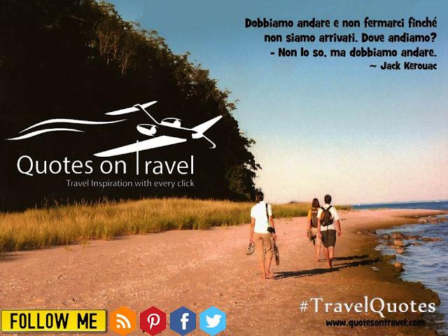 Travel Quotes by Jack Kerouac - QuotesOnTravel.com