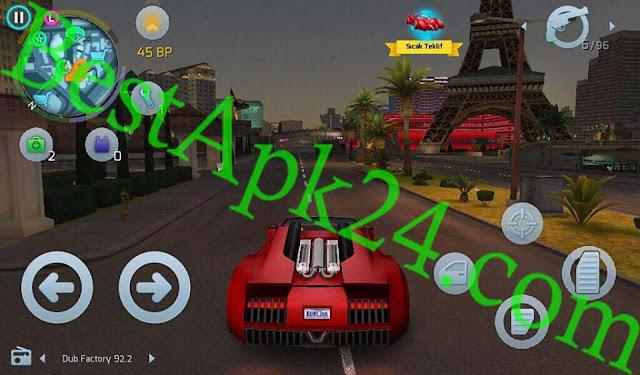 Gangstar Vegas v3.3.0m + Mod 4