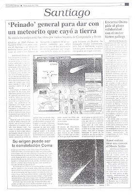 El Correo Gallego del 19 de enero de 1994