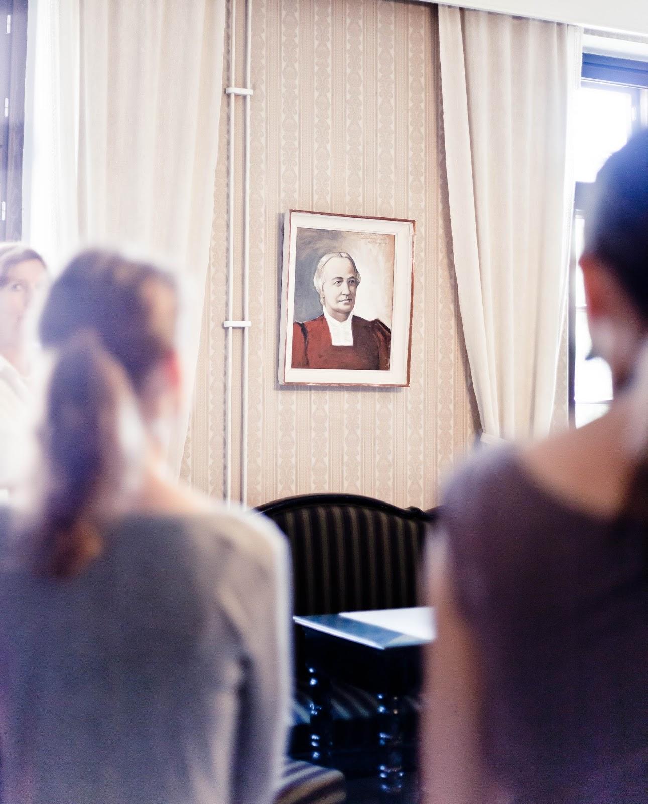 Fredrika Wetterhoff Hämeenlinna bloggaribrunssi