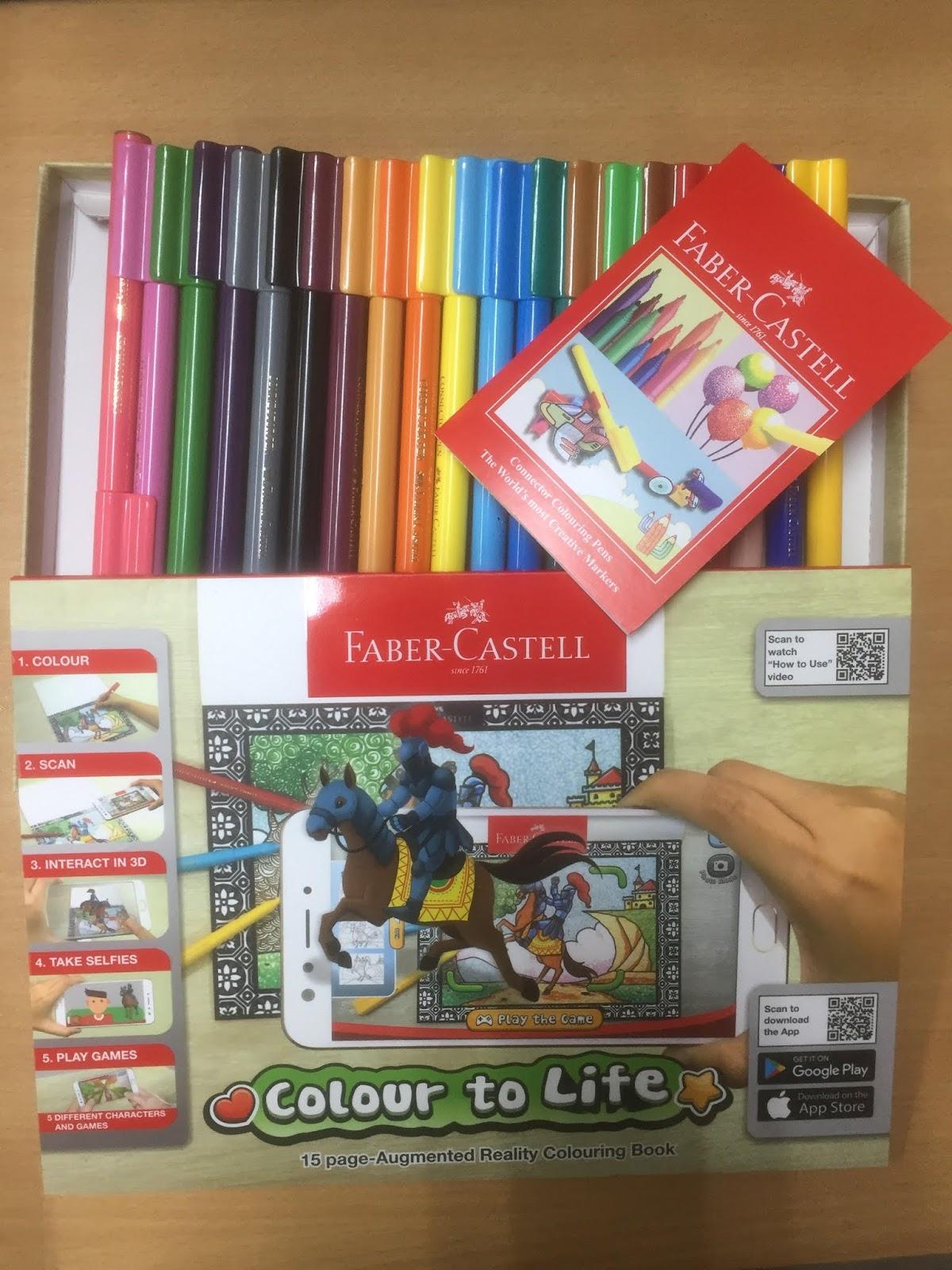 Jurus Ampuh Mengurangi Stres Pada Working Mom Dengan Faber Castell Colour To Life