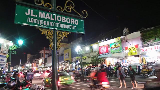 Berkah Libur Panjang di Malioboro
