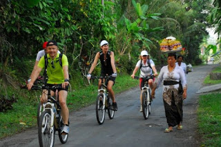 All About bali Sport cycling exploring the charms of natural beauty