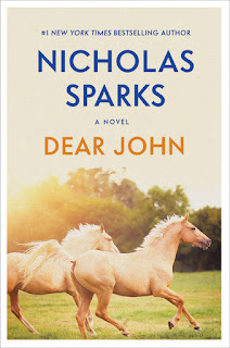 DEAR JOHN - BOOK COVER