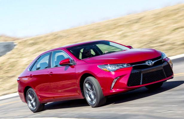 2017 Toyota Camry Xle V6 Colors