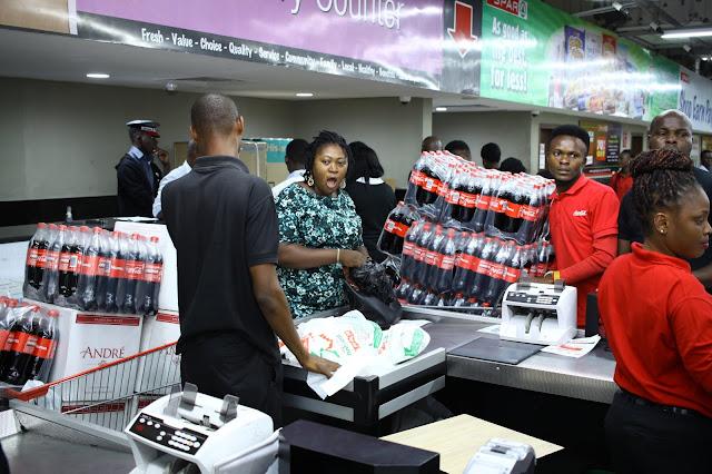 Spar Nigeria declare 8 days Black Friday Sales