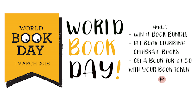 World Book Day: Spread the Word & Win!