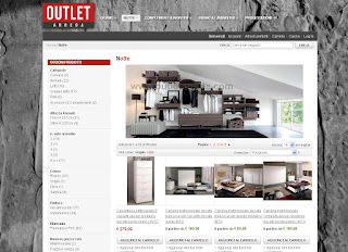 e-shop Outletarreda
