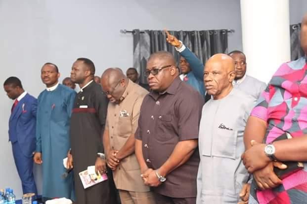 Ikpeazu is a child of Destiny; Pastor Ogbueli informs Abians.