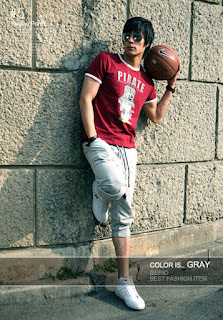 Celana Korea Pria Terbaru Model Joger Pant Mei 2016