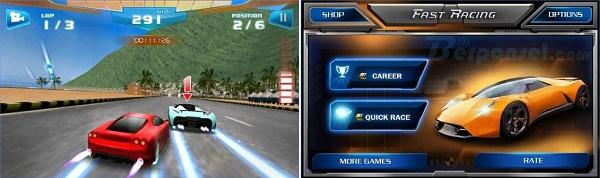 Game Balap Mobil 3D untuk Android