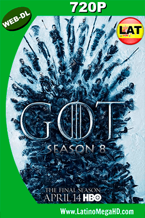 Game Of Thrones Temporada 8 (2019) 08×05 Latino HD WEB-DL 720P - 2019