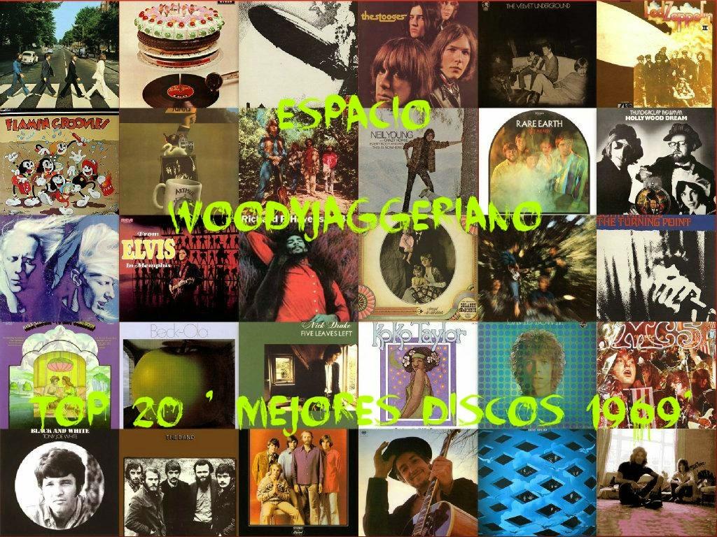 Los mejores discos de 1969