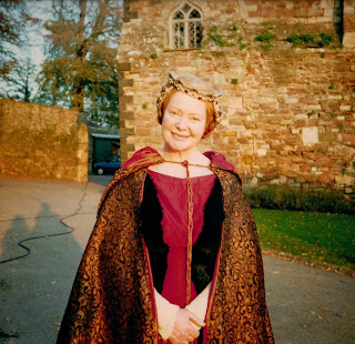 Daphne Neville in Sir Gawain and the Green Knight