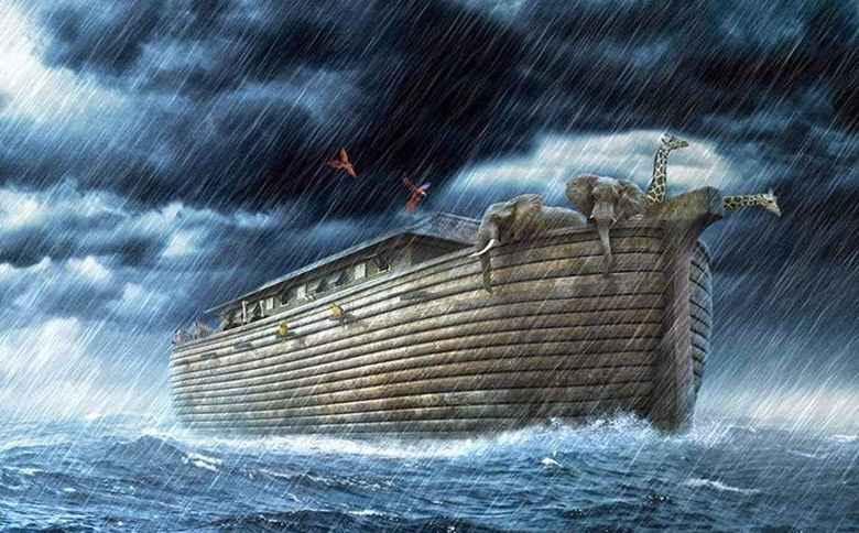 Misteri Kapal Nabi Nuh yang Dipercaya Dibangun di Indonesia