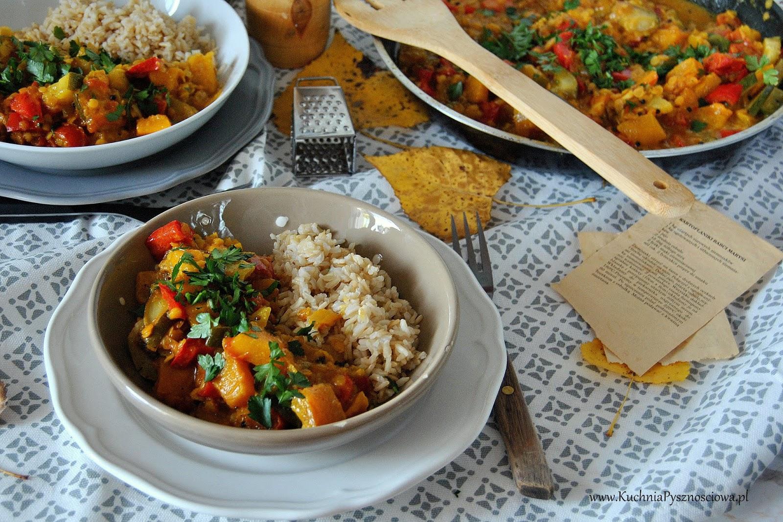 651. Curry z dynią