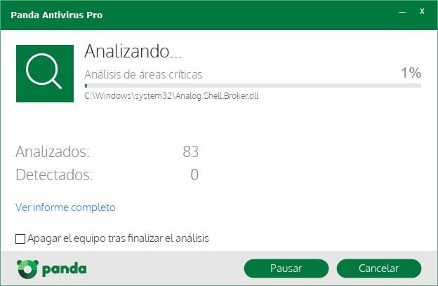 Panda Antivirus Pro Full imagenes