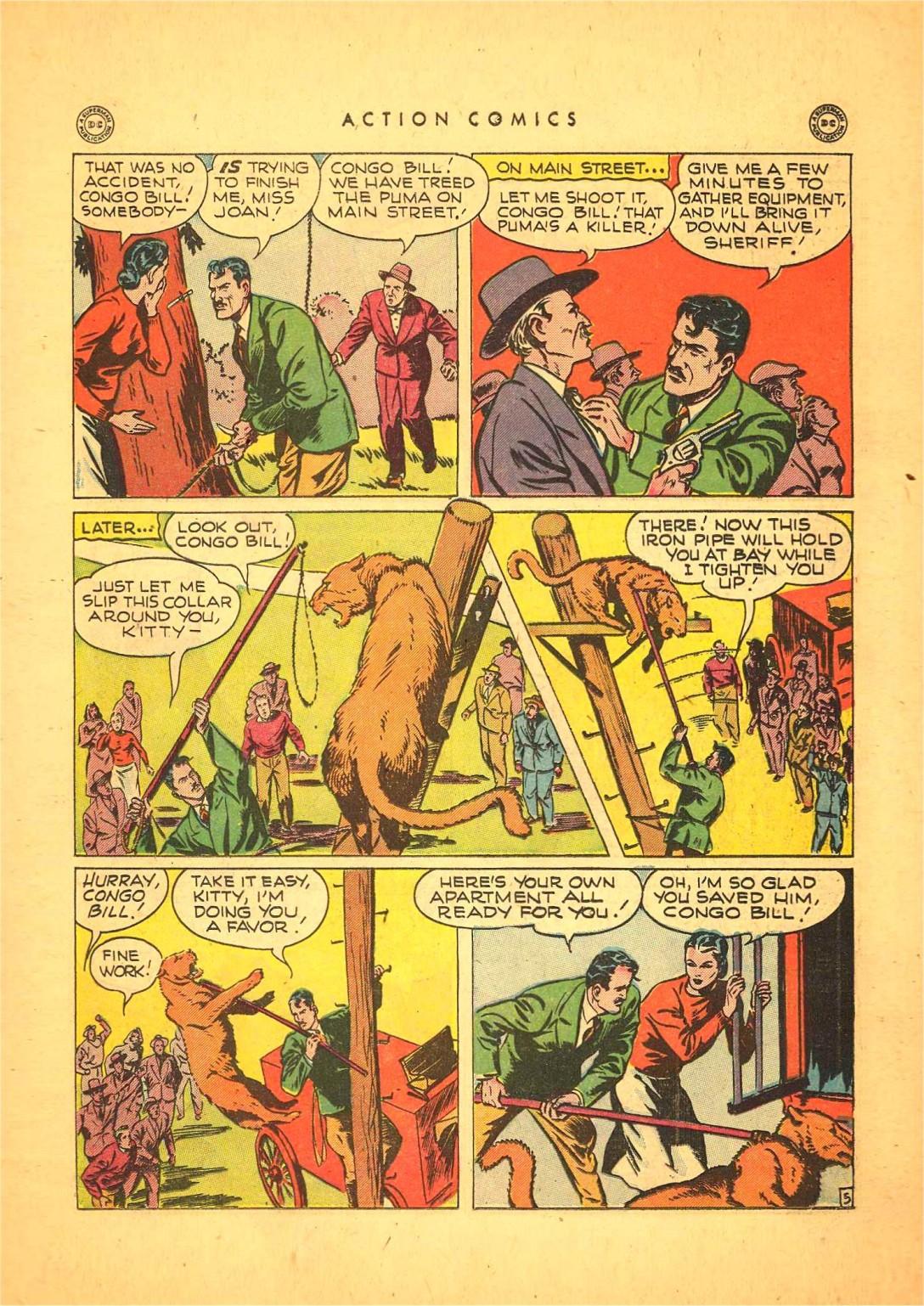 Action Comics (1938) 116 Page 19
