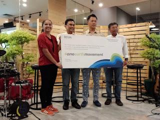 Kerjasama Batiqa Hotel dan Yayasan Konservasi Alam Nusantara