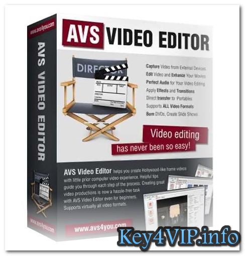 AVS Video Editor 7.1.2.262 Full - Bộ phần mềm chỉnh sửa hình ảnh - âm thanh - Video - Phim tuyệt vời